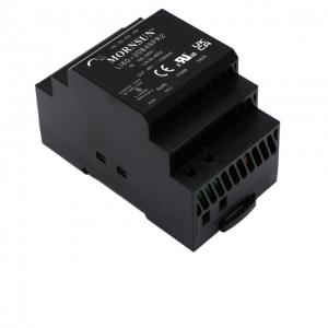 MORNSUN_AC/DC-Enclosed SMPS_Plastic DIN Rail LI (15-150W)_LI60-20BxxPR2