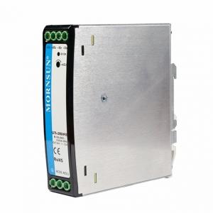 MORNSUN_AC/DC-Enclosed SMPS_Metal DIN Rail LI (75-150W)_LI75-20BxxR2