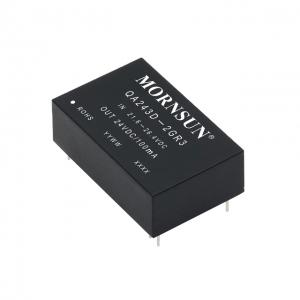 MORNSUN_Driver-LED/IGBT Driver(SiC/GaN)_Power Module for IGBT Driver_QAxx3D-2GR3