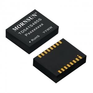 MORNSUN_Signal Isolation - Transceiver Module_TD(H)541S485S