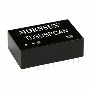 MORNSUN_Изоляция сигналов-Transceiver Module_Protocol Conversion Module_TD5(3)USPCAN