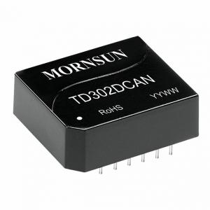 MORNSUN_Signal Isolation - Transceiver Module_TDx02DCAN