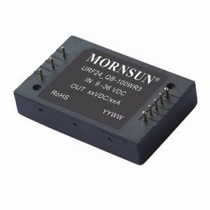 MORNSUN_DC/DC-Wide Input_Brick (10-400W)_URF24_QB-100W(F)(H)R3(A5)(A6)