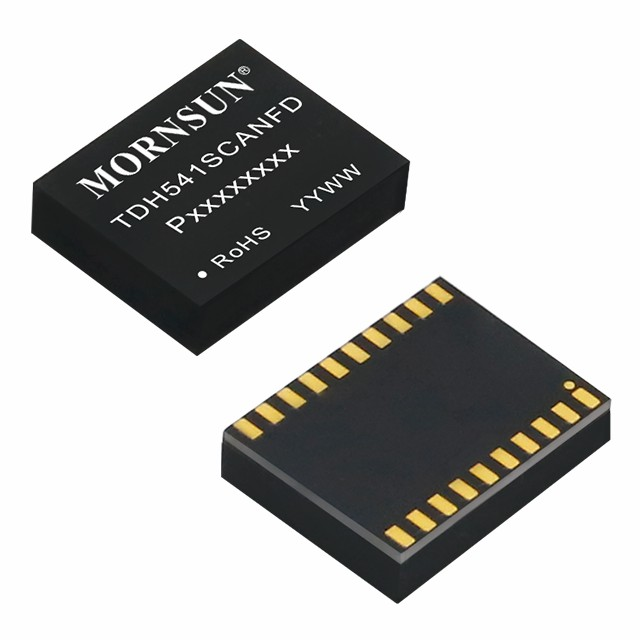 MORNSUN_Signal Isolation-Transceiver Module_CAN Transceiver Module_TD(H)541SCANFD