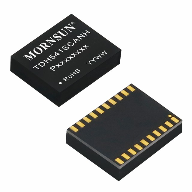 MORNSUN_Signal Isolation-Transceiver Module_CAN Transceiver Module_TD(H)541SCANH