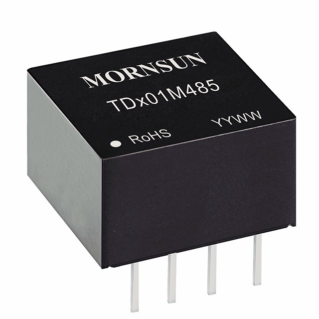 MORNSUN_Signal Isolation-Transceiver Module_RS 485 Transceiver Module_TD5(3)01M485