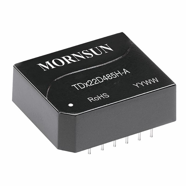 MORNSUN_Signal Isolation-Transceiver Module_RS 485 Transceiver Module_TD5(3)22D485H-A