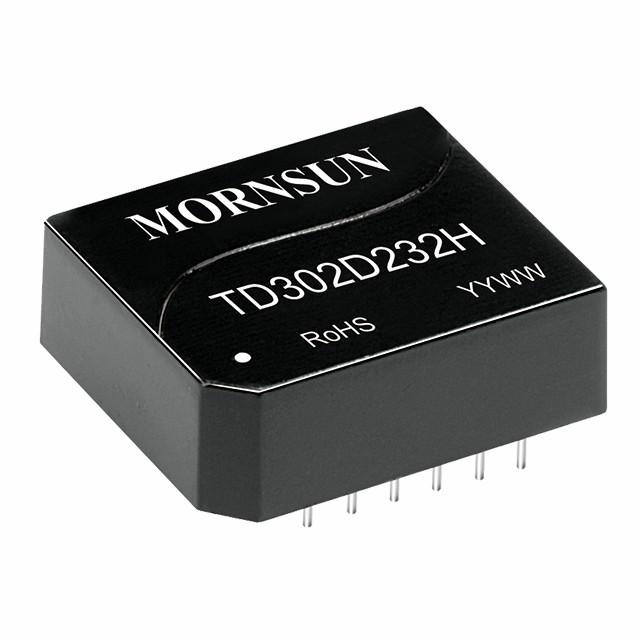 MORNSUN_Signal Isolation-Transceiver Module_RS 232 Transceiver Module_TDx02D232H