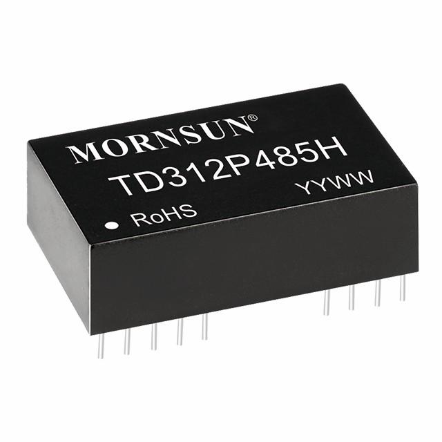MORNSUN_Signal Isolation-Transceiver Module_RS 485 Transceiver Module_TDx12P485H