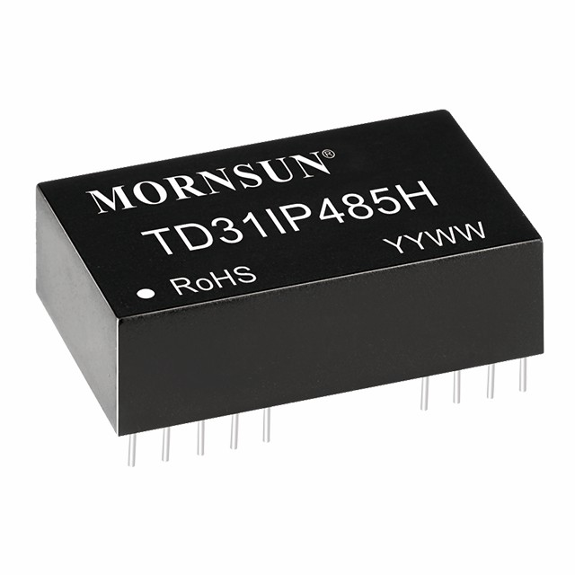 MORNSUN_Signal Isolation-Transceiver Module_RS 485 Transceiver Module_TDx1IP485H