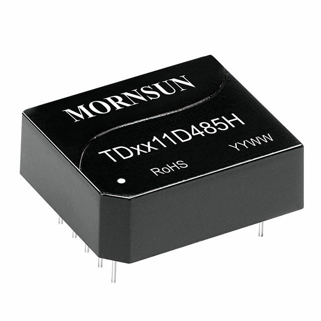 MORNSUN_Signal Isolation-Transceiver Module_RS 485 Transceiver Module_TDxx11D485H