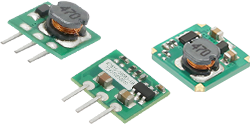 Cost-effective ultra-compact non-isolated DC/DC switching regulator