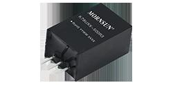 9-90VDC inputvoltage non-isolated single output DC/DC switching regulator